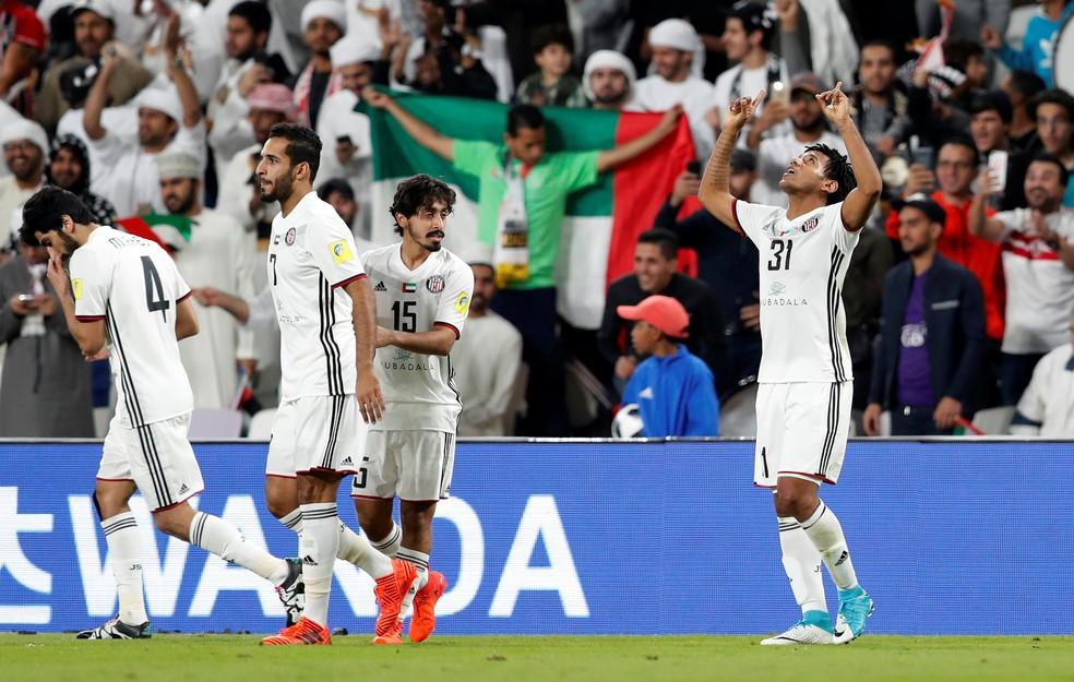 Romarinho é o maior destaque do Mundial de Clubes até aqui (Foto: Reuters)