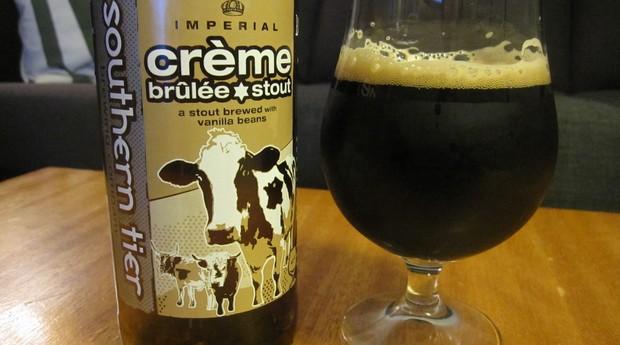 Cerveja de creme brule para os amantes de sobremesas (Foto: Reprodução)