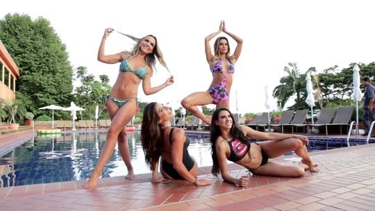 Série de Verão: como não descuidar do corpo mesmo em época de férias