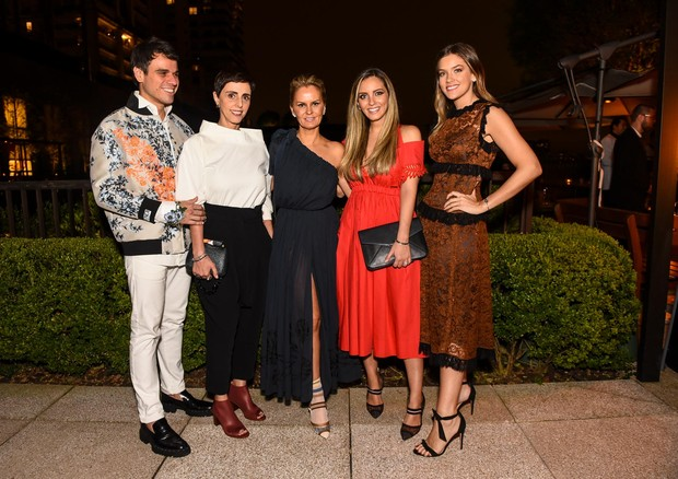 Jantar Friends of Fendi (Foto: Lu Prezia)