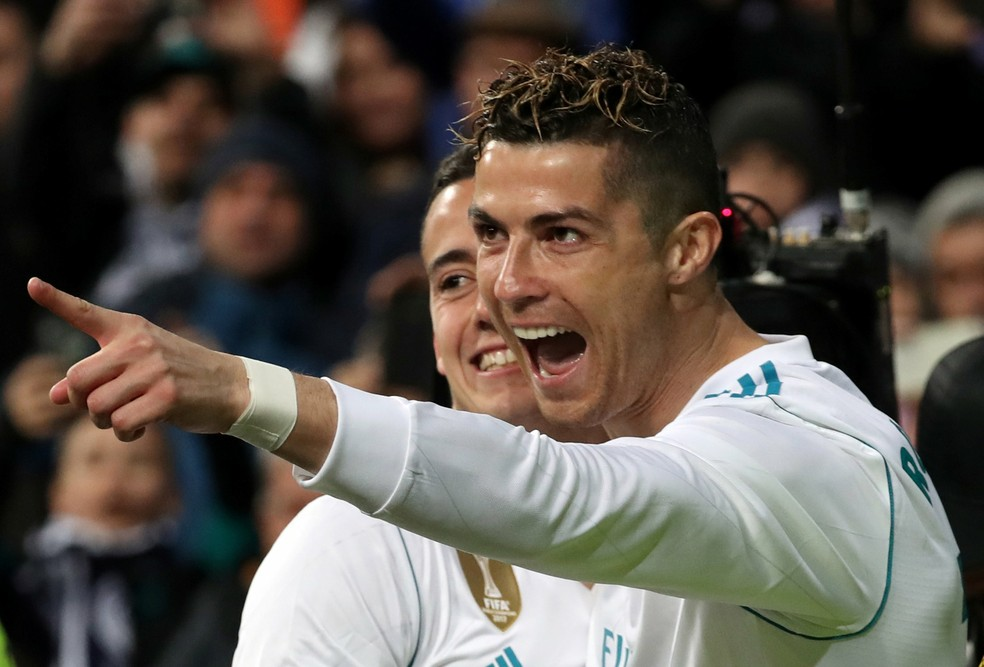 Cristiano Ronaldo tem 21 gols marcados em 13 jogos em 2018 (Foto: Reuters)