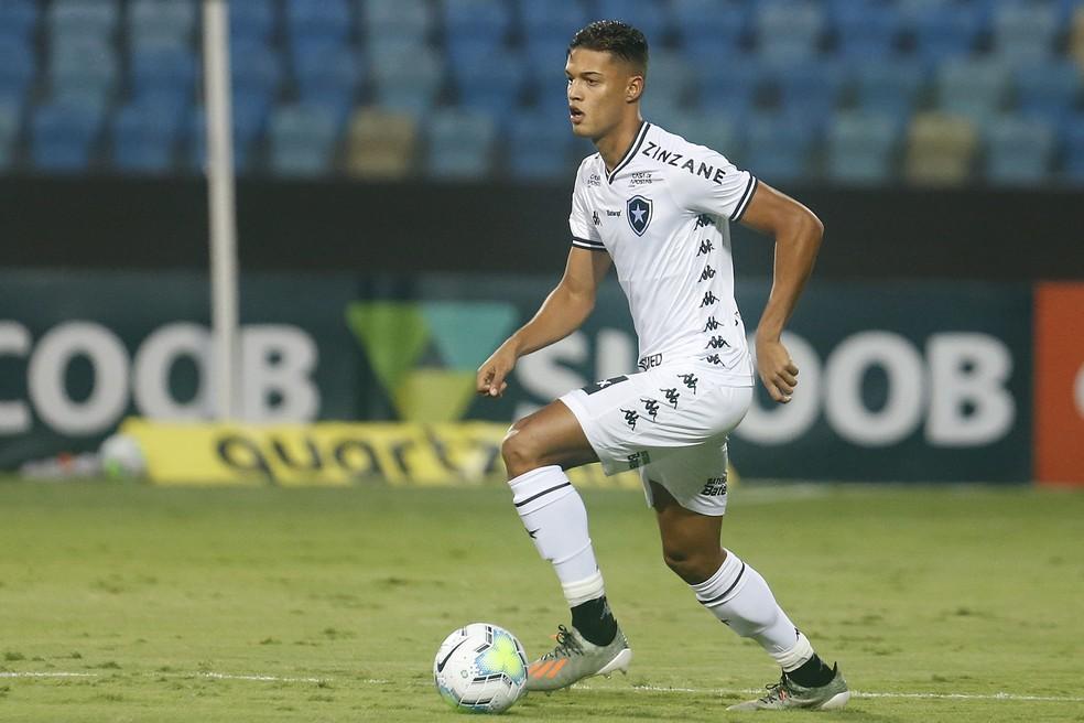 Sousa já jogou nesse Brasileirão — Foto: Vitor Silva/Botafogo