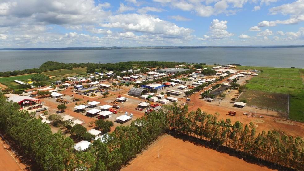 Tema da Agrotins 2019 será sustentabilidade no agronegócio — Foto: Divulgação/Secretaria da Agricultura do Tocantins