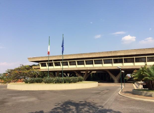 Embaixada da Itália em Brasília (Foto: Dantadd / Wikimmedia Commons)