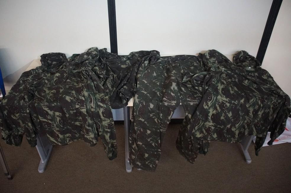 quadrilha - PM e outros sete são presos suspeitos de formação de quadrilha em assaltos a bancos no PA e MA