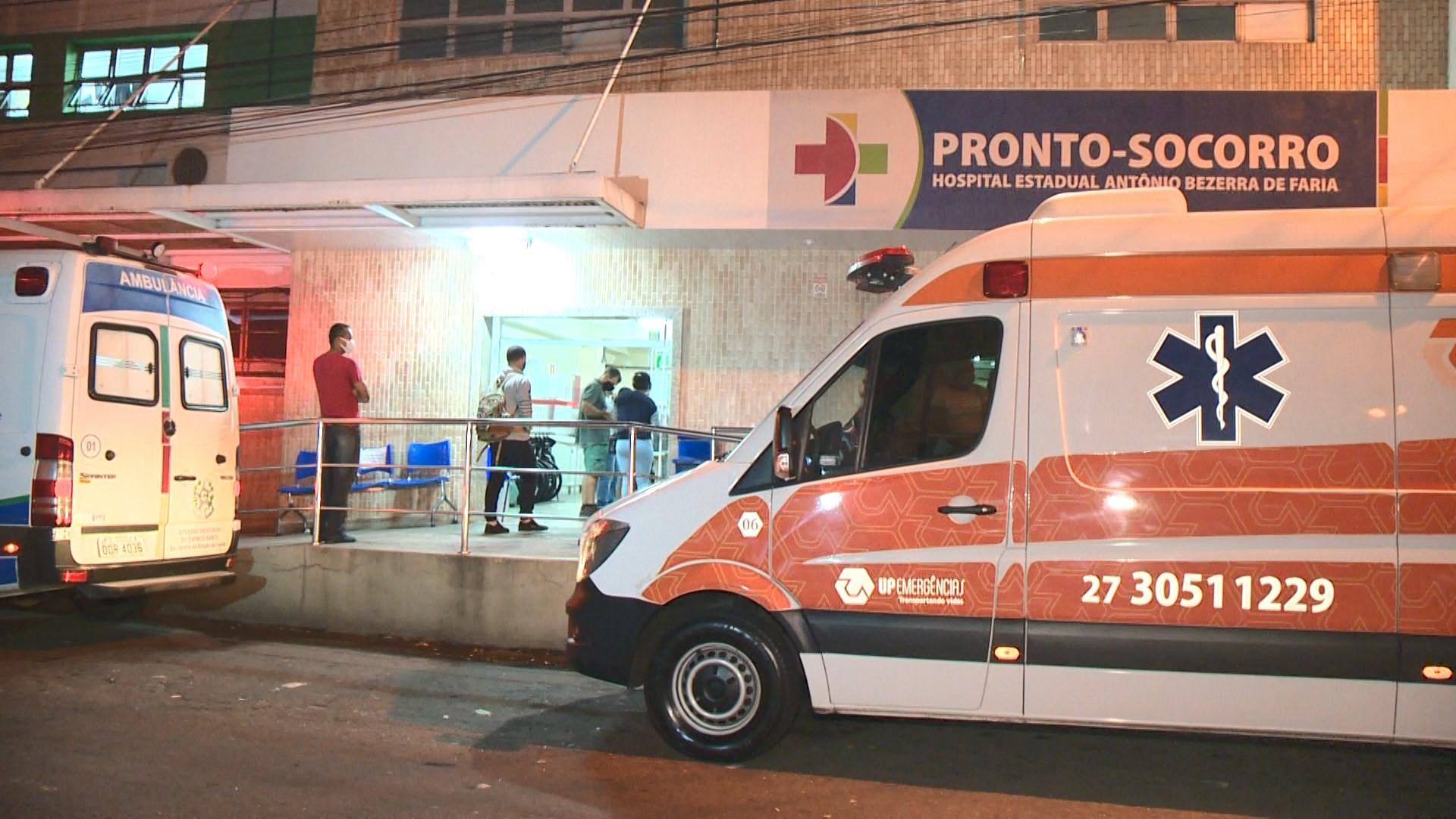 Jovem de 21 anos é baleado com quatro tiros em Vila Velha, no ES