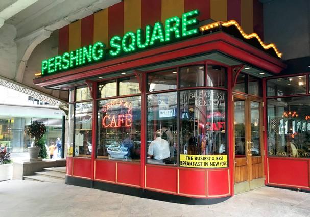 Pershing Square (Foto: Reprodução)