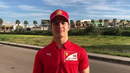 Gianluca Petecof correrá F4 Alemã e Italiana após bom ano de estreia