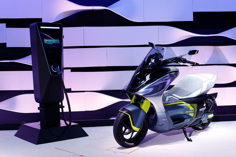 Yamaha E01 - Photo: Disclosure