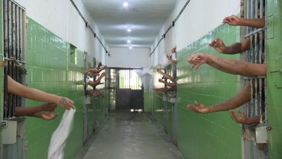 Decisão do ministro Edson Fachin motivou antecipação de construção de novas unidades do Degase — Foto: Reprodução/ TV Globo