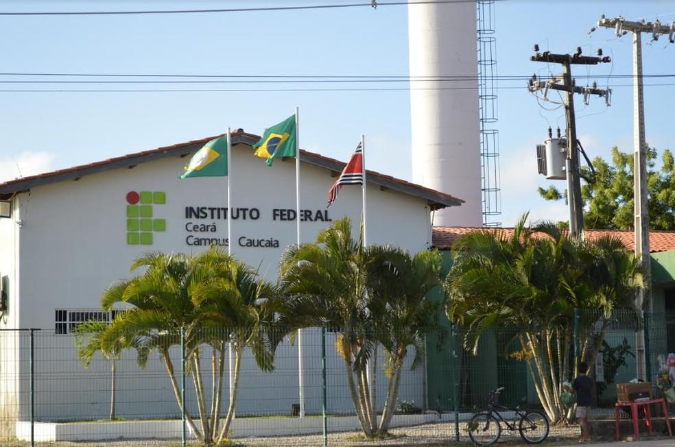 IFCE Caucaia com oportunidades gratuitas. — Foto: Divulgação