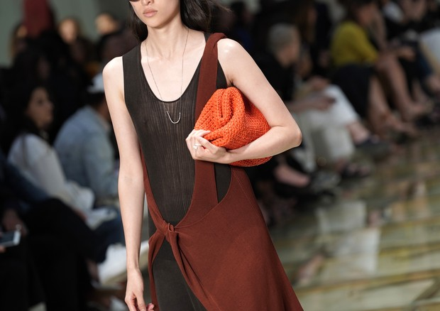Desfile de verão 2020 da Bottega Veneta (Foto: Getty Images)