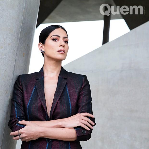 Carol Castro (Foto: Marcelo Tabach/ Ed. Globo)