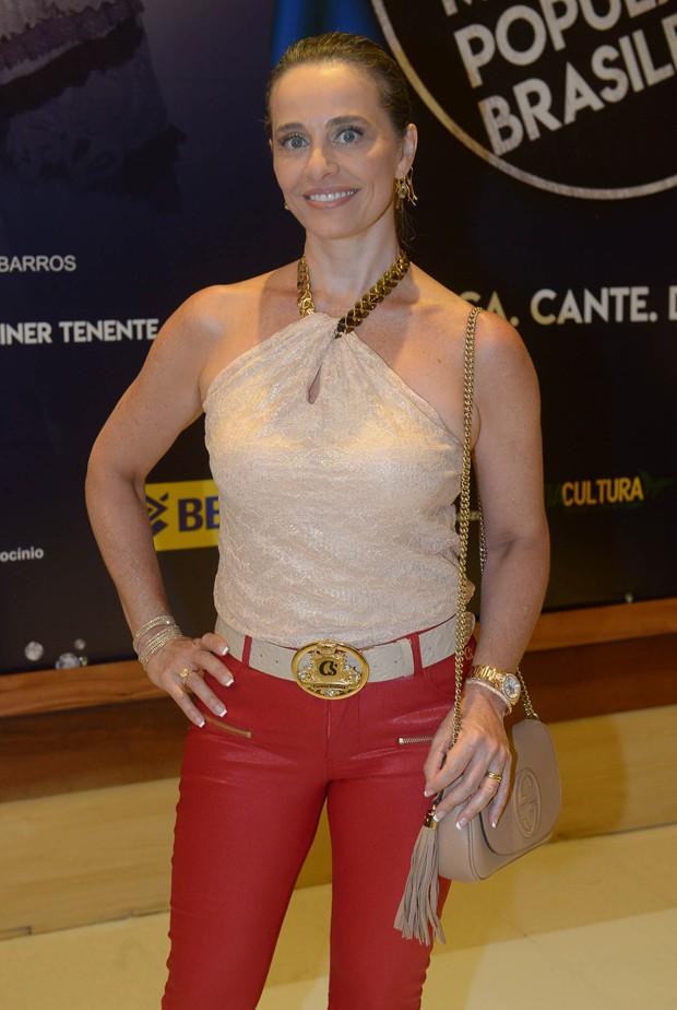 Carla Vilhena (Foto: Francisco Cepeda/AgNews)