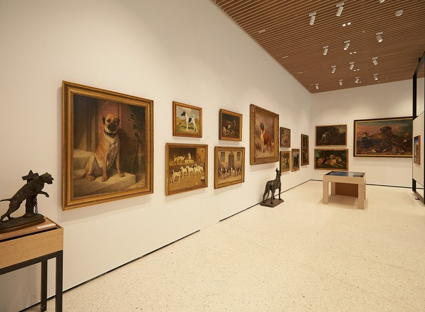 O museu será inaugurado no dia 8 de fevereiro em Nova York (Foto: David Woo/ AKC/ Reprodução)