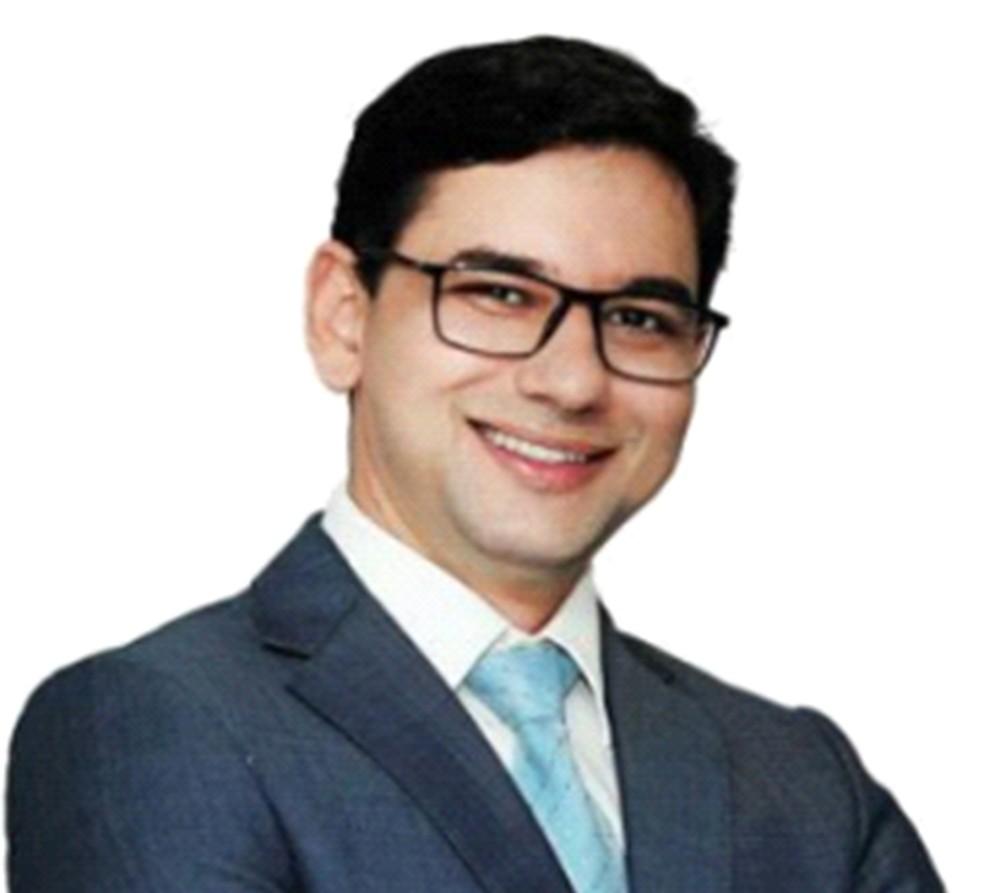 Alberes Lopes, secretário da Micro e Pequena Empresa, Qualificação e Trabalho de Pernambuco na segunda gestão de Paulo Câmara — Foto: Governo de PE/Divulgação