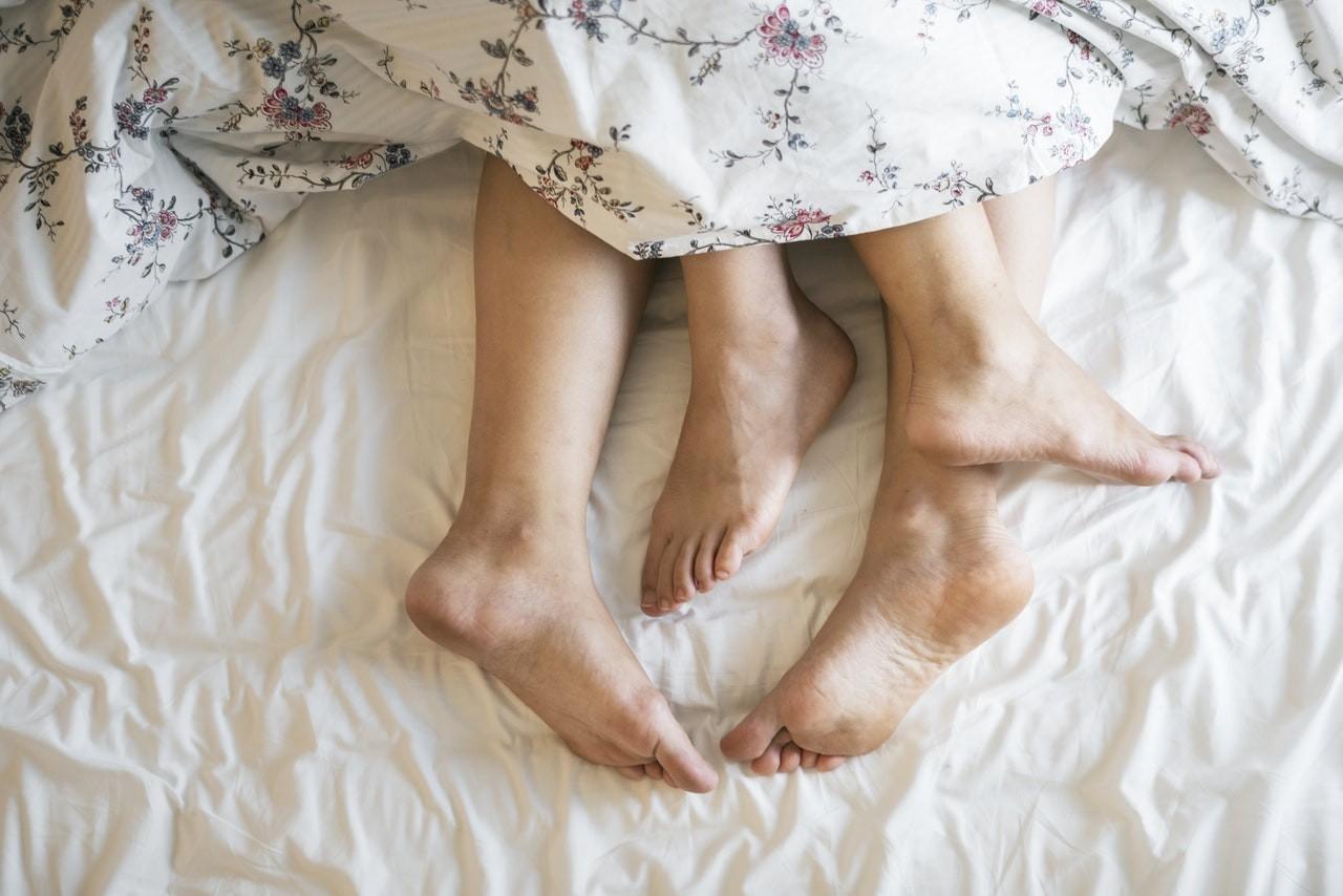 sexo, casal, namorados, amor, cama (Foto: Pexels)