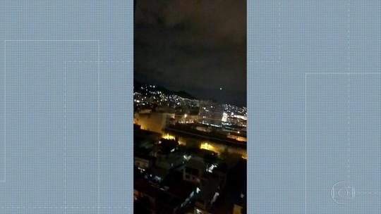 Imagens mostram tiroteio em rua de Madureira; passageiros de ônibus se jogaram no chão para se proteger