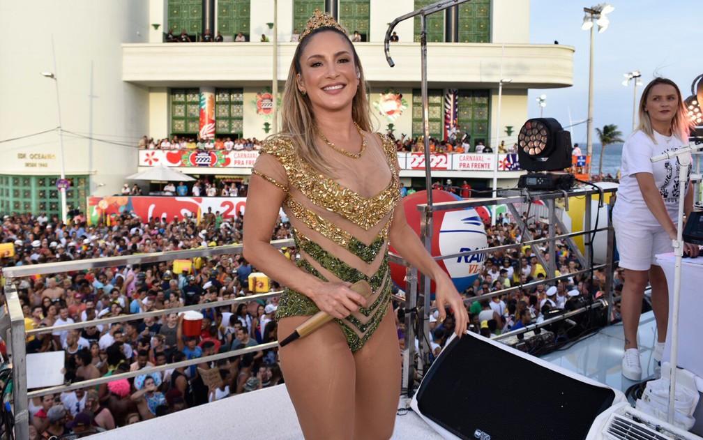 Claudia Leitte (Foto: Divulgação/Secom PMS)