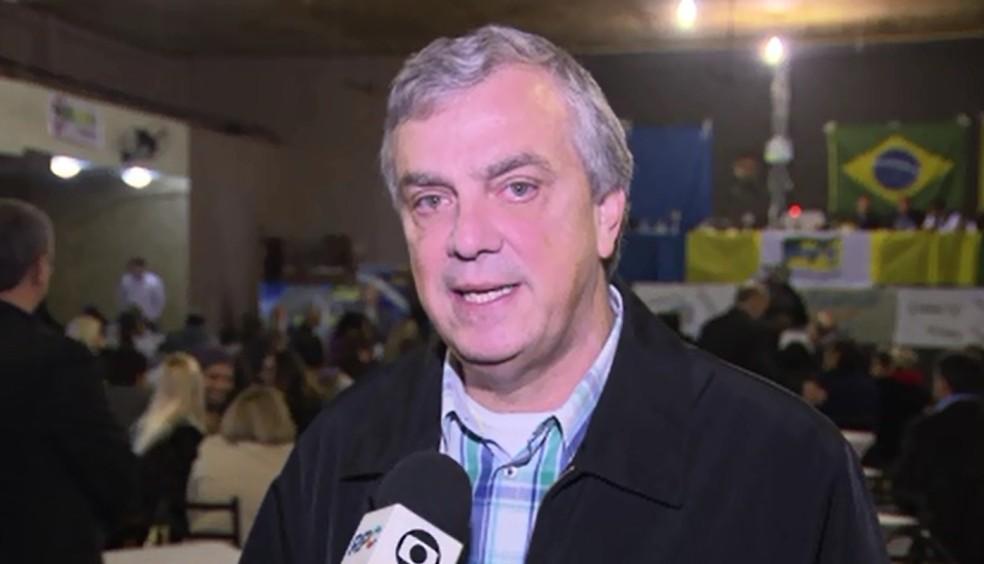 Ex-deputado federal do Paraná é achado morto em quarto de hotel em Brasília (Foto: Reprodução/RPC)