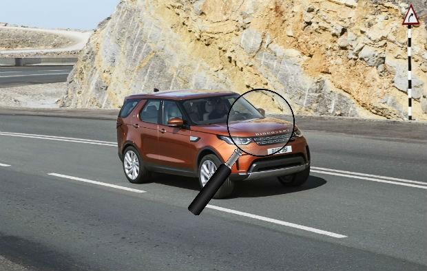 """Land Rover Descoberta"" (Foto: Autoesporte)"