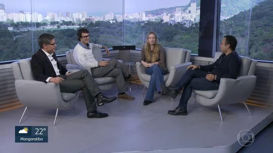 Malu Rodrigues e Gabriel Braga Nunes falam sobre o musical 'A Noviça Rebelde'.