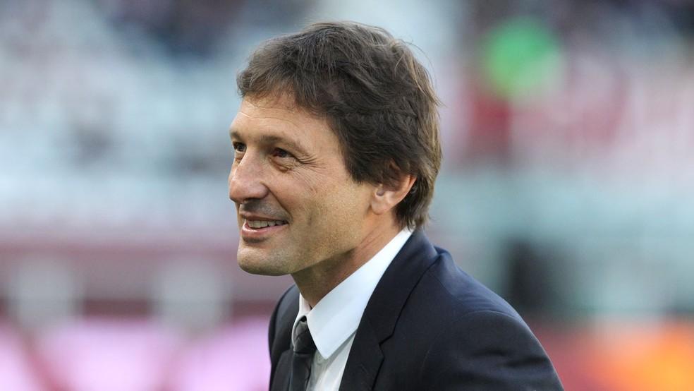 Leonardo, diretor esportivo do Paris Saint-Germain â?? Foto: Reprodução / Site Oficial