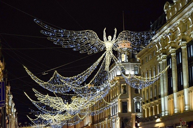 Natal na Regent St