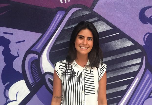 Luisa Coutinho é formada em Administração pela FGV e trabalha como business architect do Nubank  (Foto: Arquivo Pessoal)