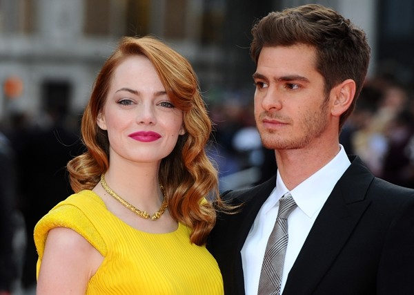 Emma Stone e Andrew Garfield  (Foto: Getty Images)