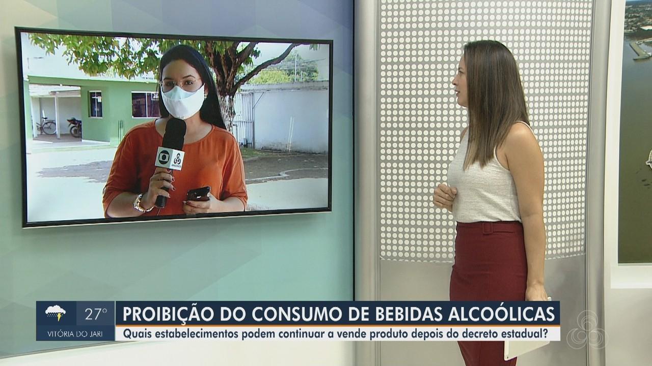 Decreto que proíbe consumo de bebidas alcoólicas no Amapá gera dúvidas entre empresários