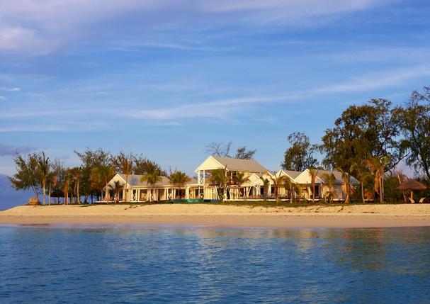 Thanda Island, na Tanzânia (Foto: Divulgação)