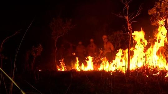 Setembro é o mês com mais incêndios em 20 anos, revela Inpe