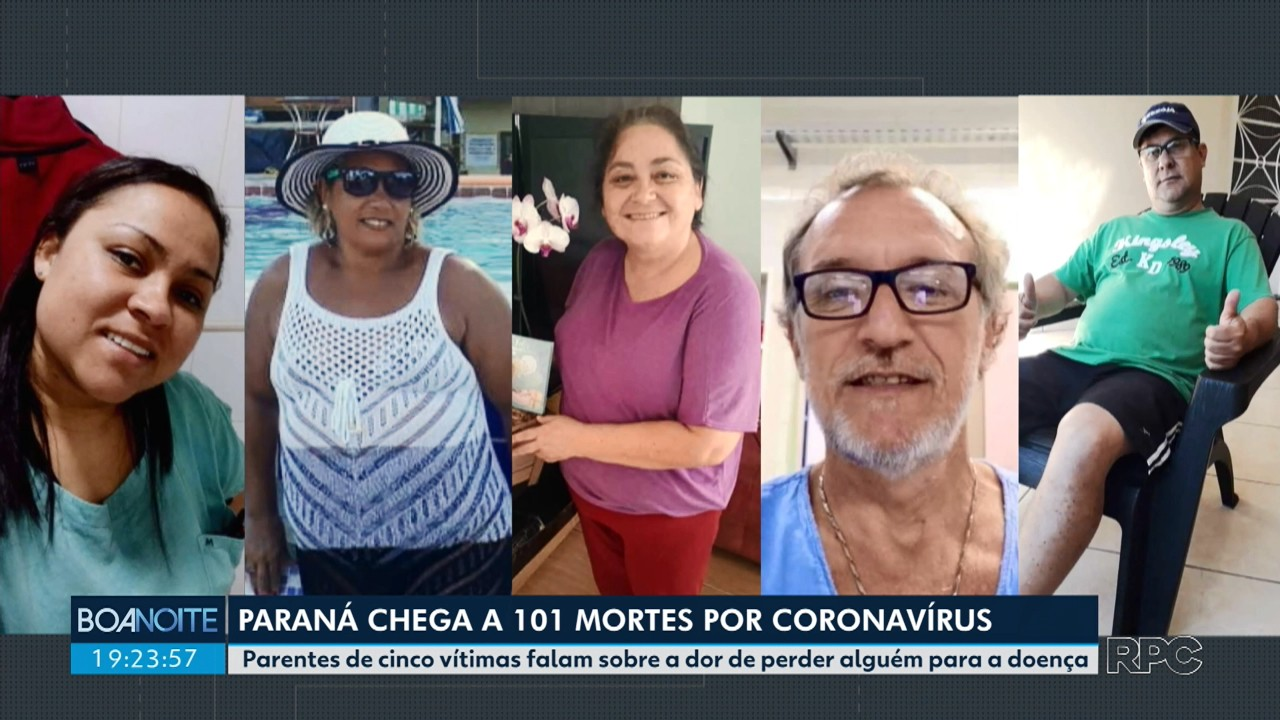Familiares de vítimas do coronavírus falam sobre a dor da perda