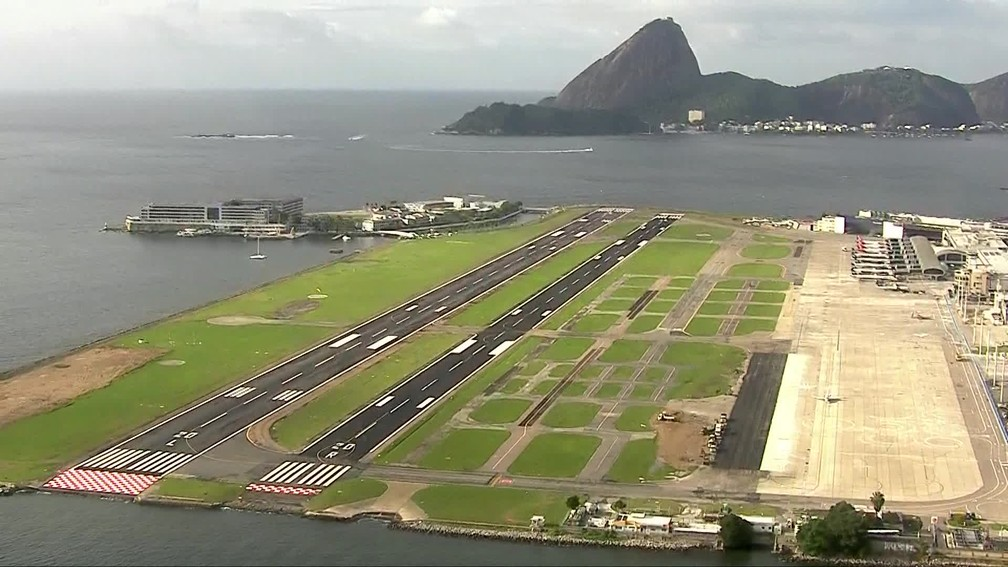 Santos Dumont tem primeiro dia útil após reforma; Gol remaneja voos nesta  terça | Rio de Janeiro | G1