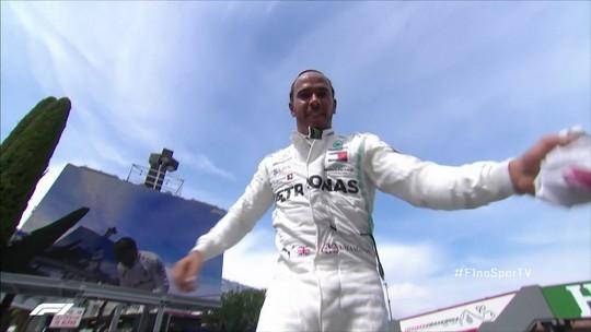 Lewis Hamilton faz grande volta e conquista a pole no GP de Mônaco