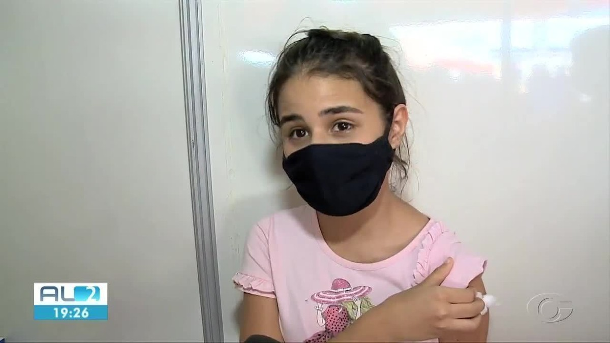 Rio Largo retoma vacinação de adolescentes sem comorbidades contra a Covid