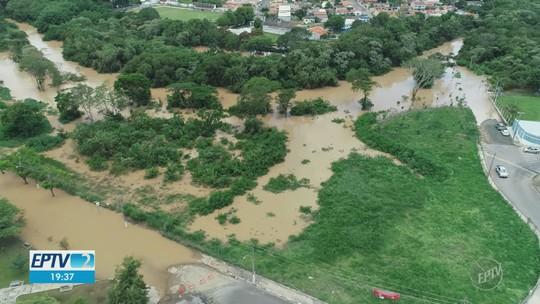 Região de Campinas tem 13 cidades em atenção após fim de semana chuvoso, diz Defesa Civil