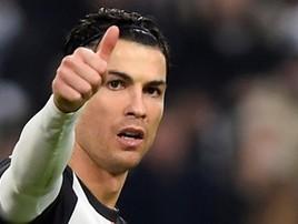 CR7 faz dois em vitória da Juventus contra a Udinese (Reuters)