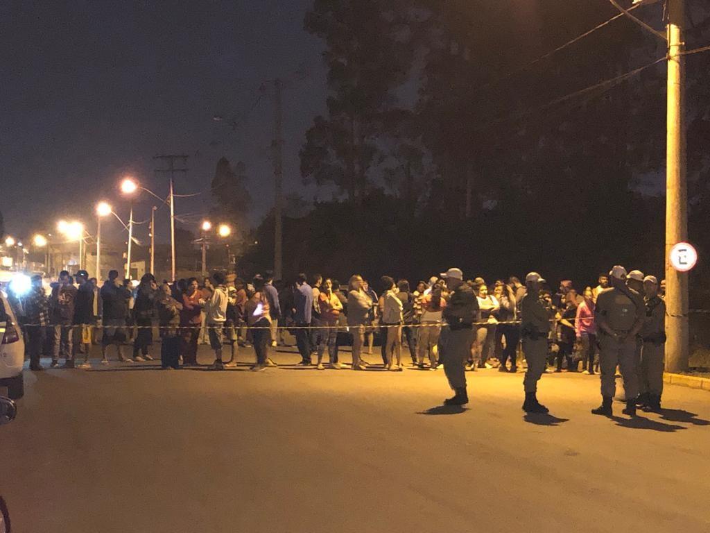 Susepe divulga imagens do incêndio que atingiu Penitenciária de Canoas; veja o vídeo - Notícias - Plantão Diário