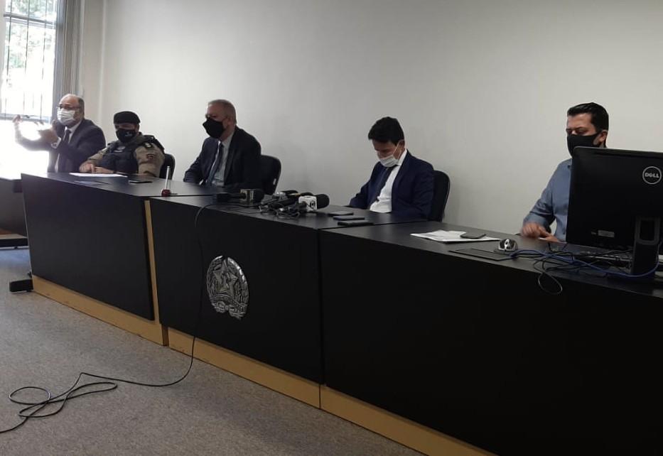 PM, Ministério Público e secretário falam sobre confronto com ambulantes em Uberlândia