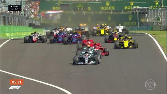 GP da Hungria acontece neste domingo (4); Luciano Burti comenta