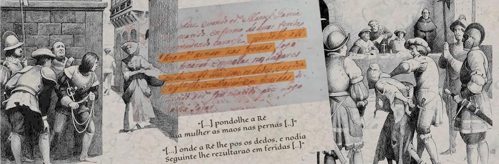 """""""Feitiçaria Paulista"""" é um projeto de pesquisa desenvolvido por pesquisadores da USP — Foto: Divulgação/Jornal da USP"""