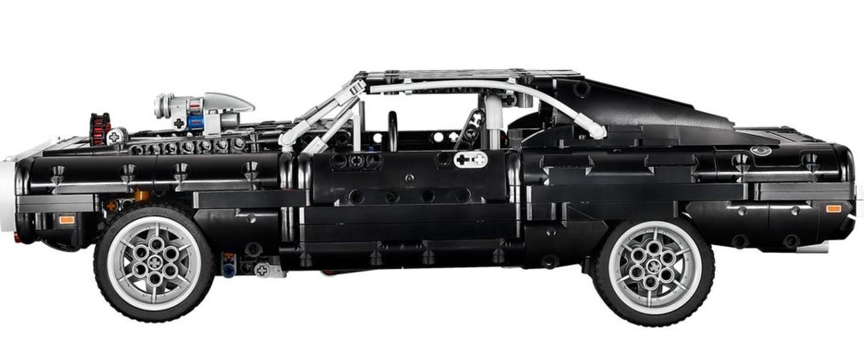 O Famoso Dodge Charger De Dominic Toretto Em Velozes E Furiosos Ganha Versao Lego Gq Carros