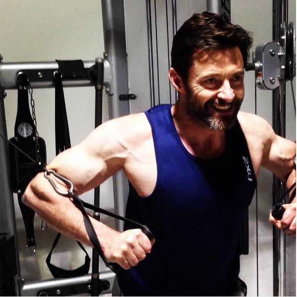 O ator Hugh Jackman (Foto: Instagram)