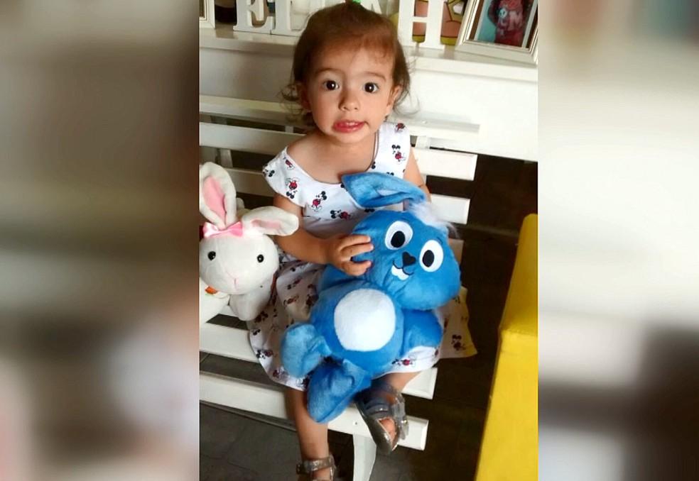 Manuelly Caroline Borges Fávaro morreu no domingo (10) (Foto: Ely Venâncio/EPTV)