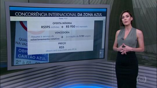 Prefeitura de SP publica edital de concessão da Zona Azul à iniciativa privada