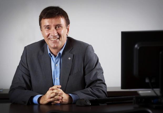François Dossa, CEO da Alliance Ventures, fundo de investimento em startups da aliança Renault-Nissan-Mitsubishi (Foto: Divulgação)