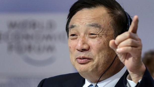 Ren Zhengfei, um ex-oficial do Exército de Liberação da China, fundou a Huawei em 1987 (Foto: Getty Images)