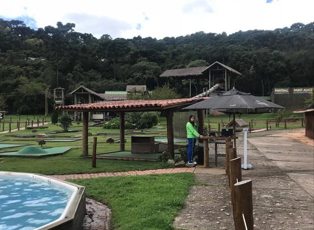 O Tarundu oferece atividades ao ar livre que agradam quem gosta de aventura ou quem ama a calmaria da natureza (Foto: Bianca Alves/ Editora Globo)